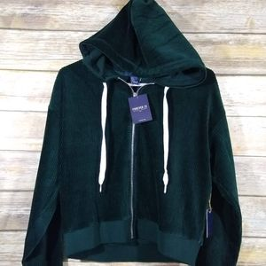 New Forever 21 hooded sweater